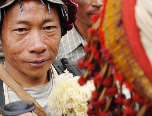 Dans les royaumes des chamanes himalayens (Népal)
