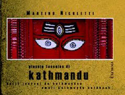 TACCUINO KATHMANDU