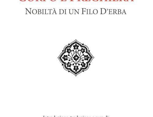 Nouveau livre: Jean Absat, «Corpo e preghiera» (Corps et prière)
