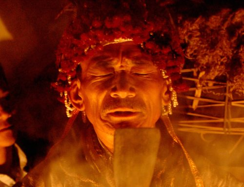SHAMANS OF THE EAST