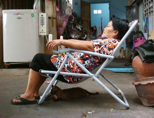 BANGKOK SLUM