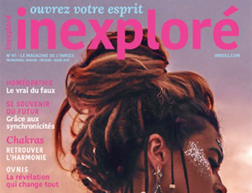 « LIBERER LE CORPS DE LA DOULEUR », DYNAMIC BODY AWARENESS AND FIBROMYALGIA : in the French magazine Inexploré a long interview with Martino Nicoletti on his experience and his method applied to this disease