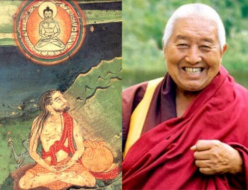 DZOGCHEN TEACHINGS BY KHENPO GELEK JINPA: ZOOM January 9-10, 2021