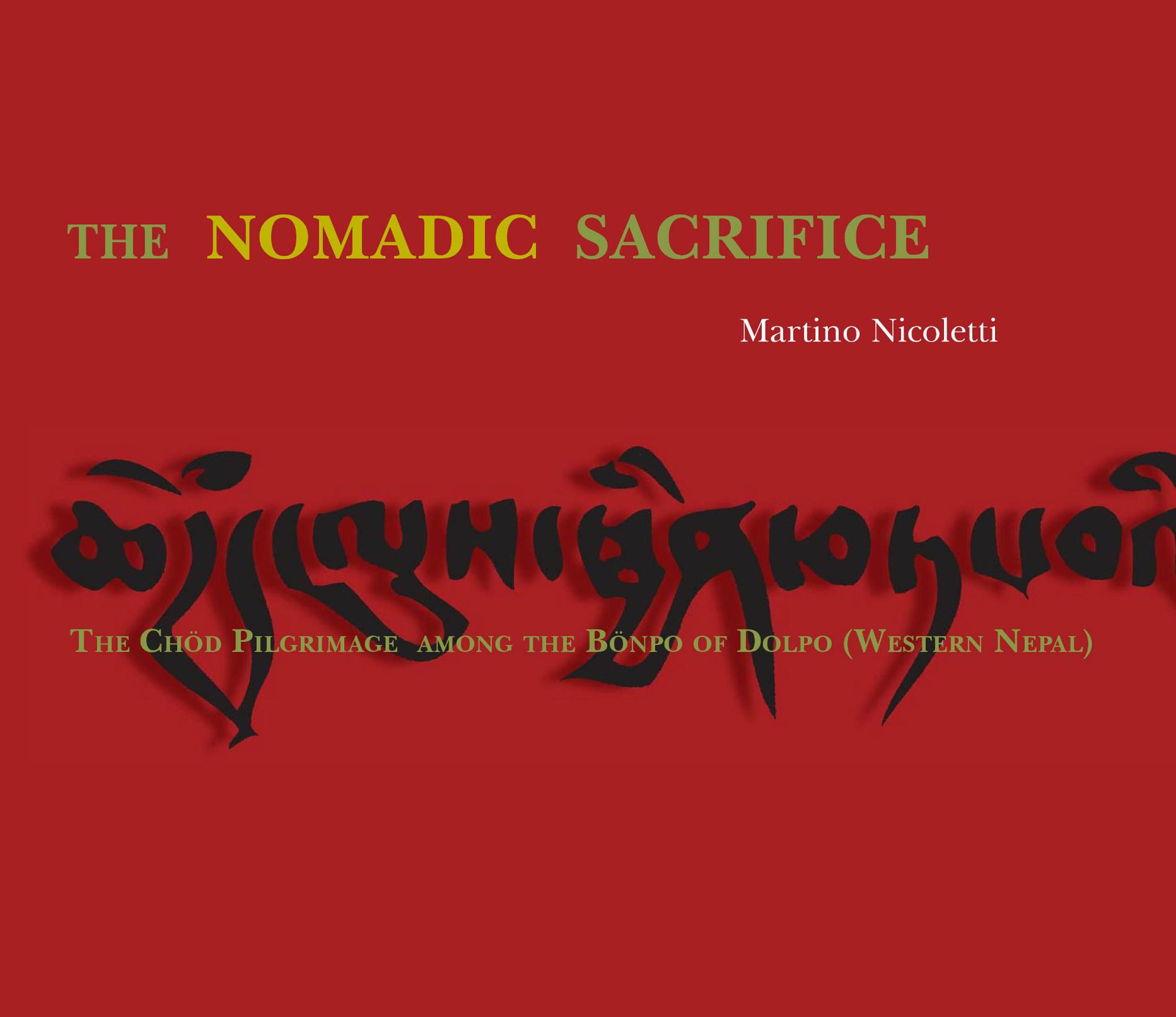 THE NOMADIC SACRIFICE