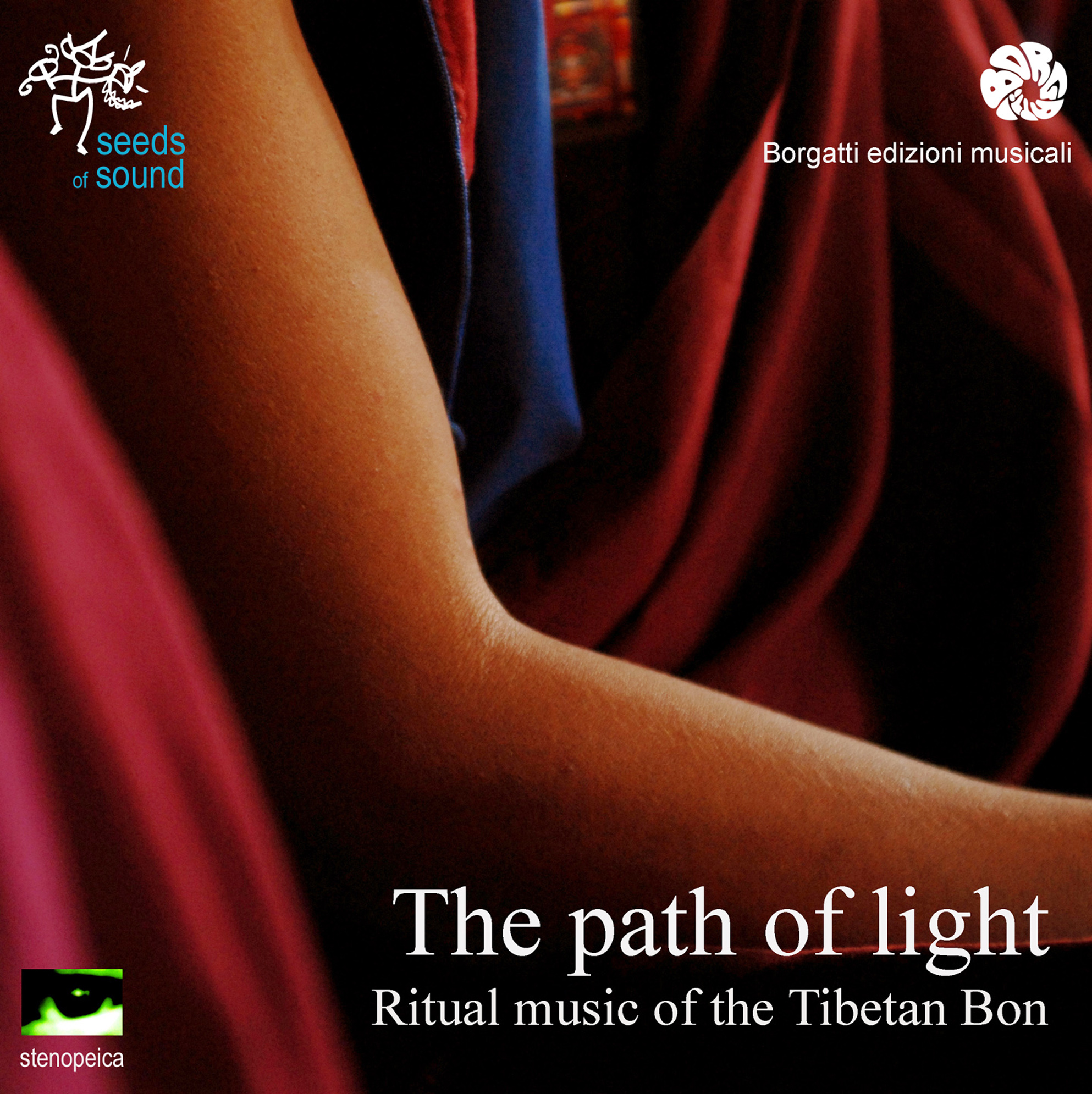 THE PATH OF LIGHT (BOOK+CD)
